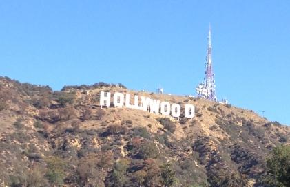 hollywood sign edit