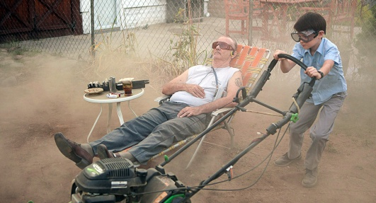 """St. Vincent"" stars Bill Murray and Jaeden Lieberher (Courtesy: http://stvincentfilm.com/)"